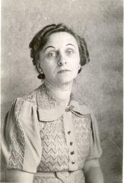 Ida Smith in 1943