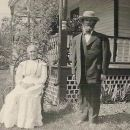 Otto Louis and Betsie Ann (Downs) Stamm