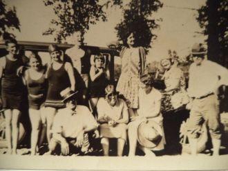 Brunson & Sharp families