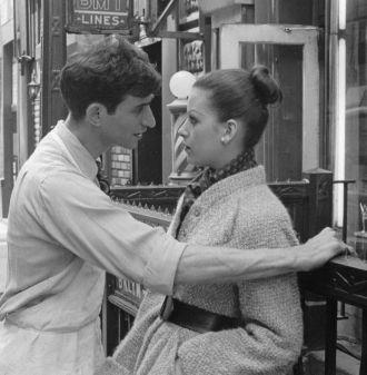 Lenny Baker & Ellen Greene