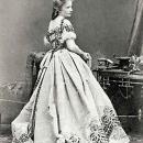 1860s Ballgown
