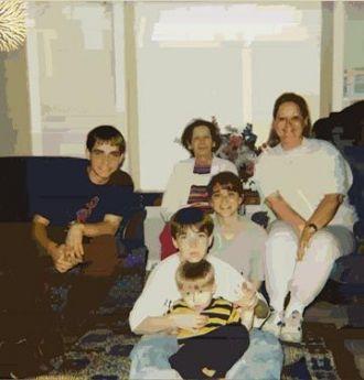 Nixon family reunion