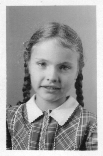 Dorothy Jane Wilder, 1941