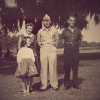 Earl Robinson & family