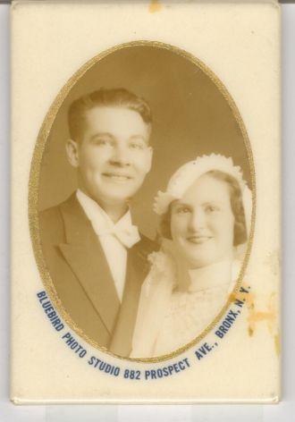 Thomas F.  Murphy III & Josephine Puchis