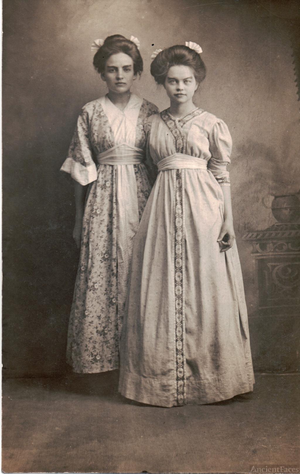 Hazel Vincent & Vern Burtleson, Oklahoma