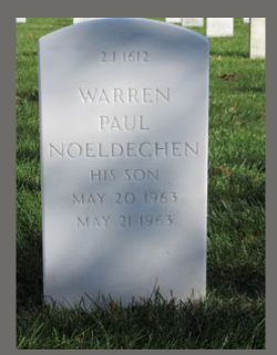 Warren Paul Noeldechen Gravesite