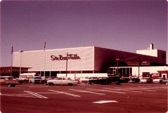 Stix, Baer & Fuller, River Roads Mall