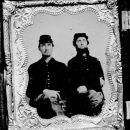 Brothers, James David & Chauncey, Civil War Pict.