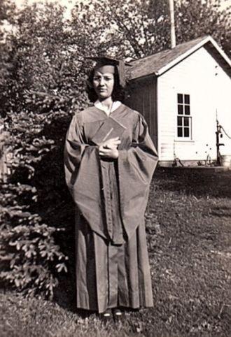 Genevieve Mae (Ulmer) Young, 1940
