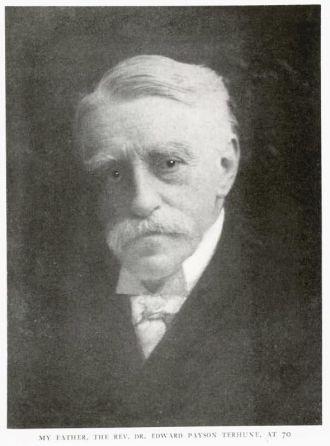 Rev. Edward Payson Terhune