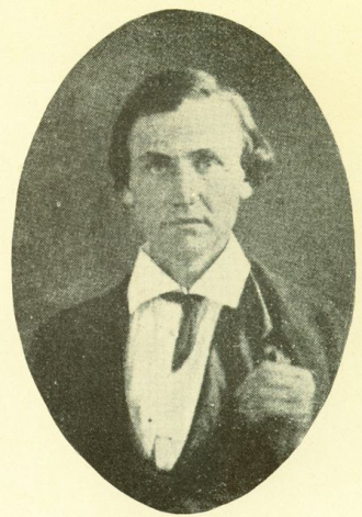 A photo of Oliver Perry Meeker