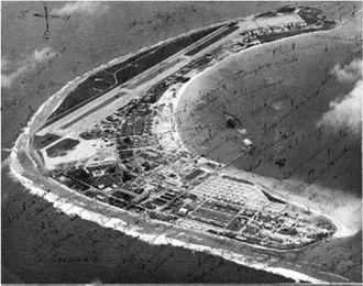 Kwajalein, Marshall Islands 1957