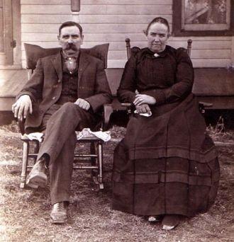William H. and Martha Wilson (Twins)