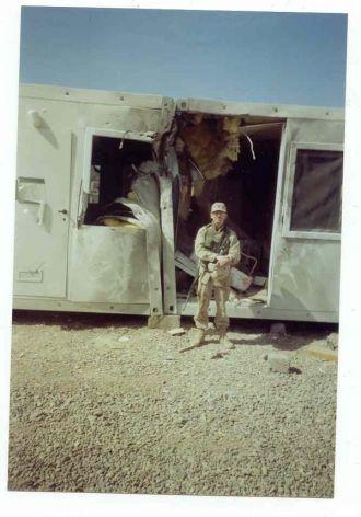 Dad's trailer