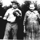 Andrew Jackson and Barbara Ellen Taylor Patillo 1923