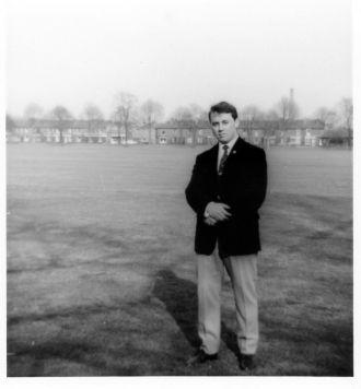 Alan Geoffrey Doig