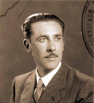 A photo of Manuel Vasquez