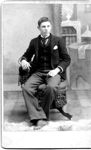 James Ernest Lee