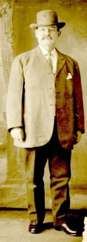 A photo of George W Decker