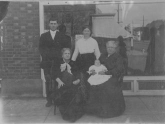 Riggs Deming Inman Family