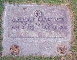 A photo of George Peter Karadimos