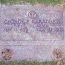 George Karadimos gravesite