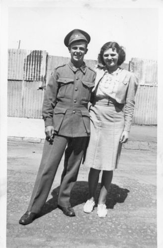 Vernon & Ethel Partridge