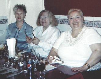 Ellen Murray, Marie Curry, Amanda Stevenson