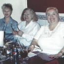 Ellen Murray, Marie Curry, Amanda Stevenson