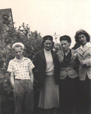 McIntyre & Benning families
