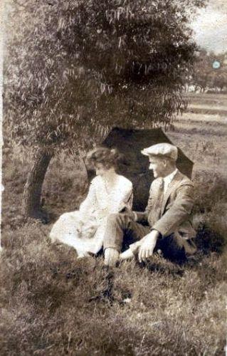 Daisy Hodnett and Peyton Delaney Hill