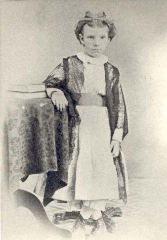 Harriet Elizabeth Morris Dangerfield