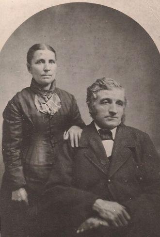 George and Susan (Layton) Canham