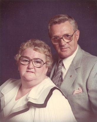 Lillian Marie Garner & George Macdonald Maxey