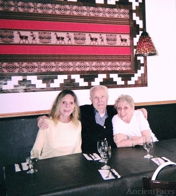 James Grinnell Blanchard, Peruvian restaurant