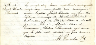 Charles Alvila Rouillard Pronovost