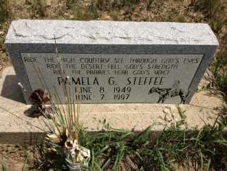 Pamela Steffee Gravesite