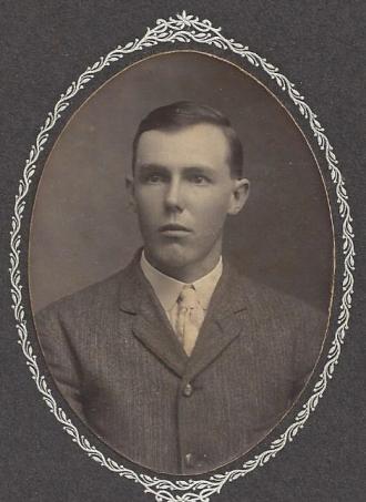 Unknown Adult Male - likely taken in Kansas or Iowa