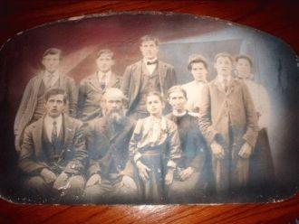 Joe E. Shelton Family