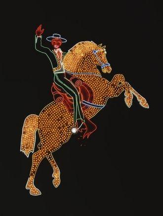 Hacienda Horse and Rider,