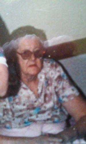 Doris Martha Sawyer