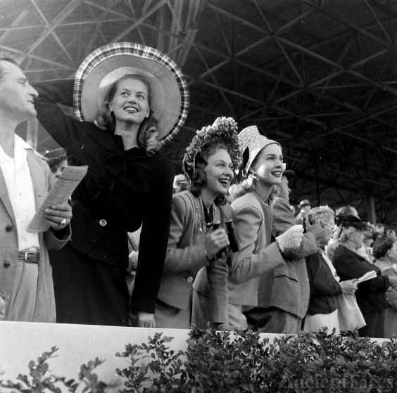 Kentucky Derby, 1945