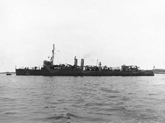 U. S. S. Gregory