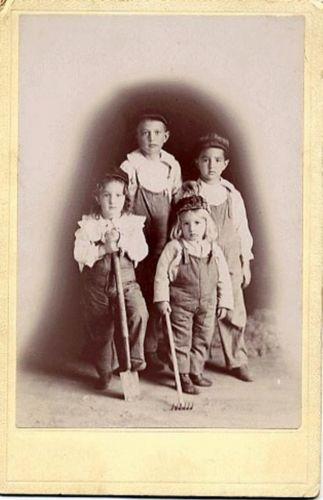 Zip's Four Boys