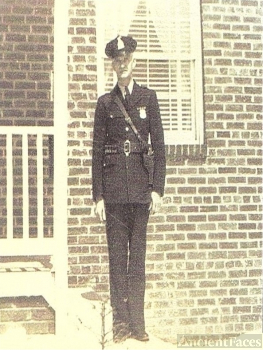 Ray Cortland Young, Secret Service
