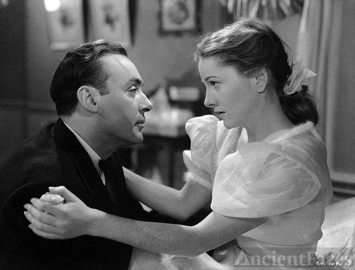 Charles Boyer and Joan Fontaine
