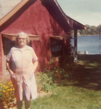 A photo of Annabel (Wilt) Miller