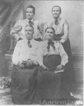 The Cox Sisters