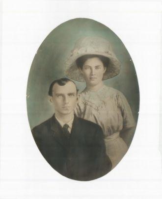 Frederick Hugo Mills and Mary Edna Stagner Mills